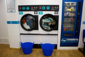 Maquinas lavanderia Fuengirola
